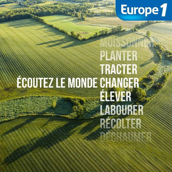 Visuel Ecoutez l'agriculture changer