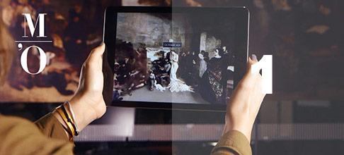 L'immersion digitale dans une œuvre de maître