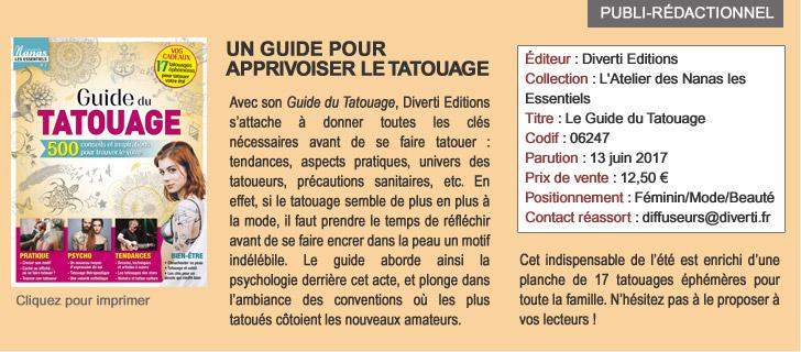 guide du tatouage