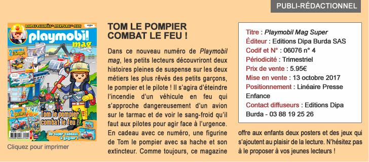 Burda Tom le pompier