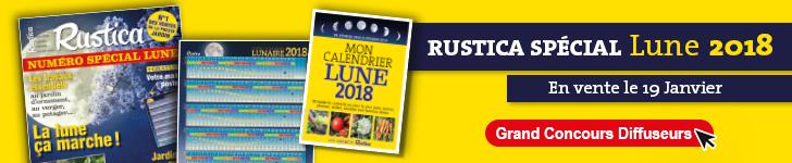 Rustica Spécial Lune 2018