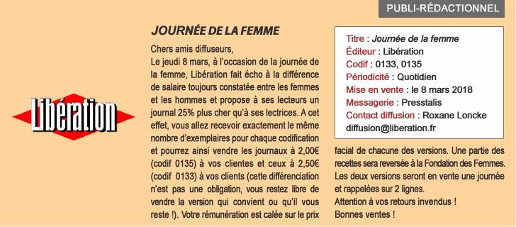 Libération de la femme - Journée de la femme