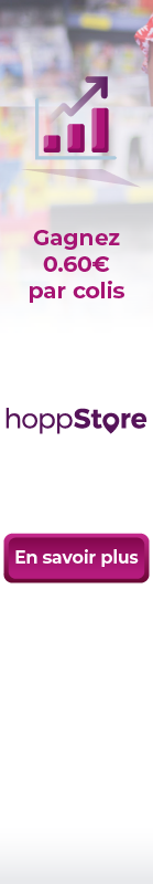 Devenez relais hoppStore