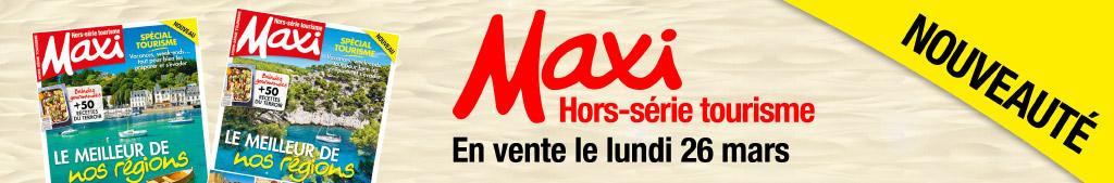 Maxi Hors-série tourisme